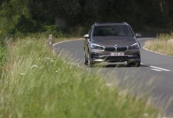 BMW 216d Active Tourer A : Diesel filtré #1