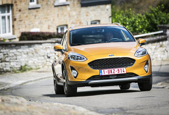 Ford Fiesta Active 1.0 EcoBoost 140 : se donner des airs de SUV #1