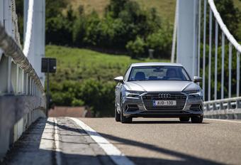 Audi A6 50 TDI : Alles van een A8 #1