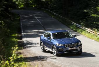 BMW X4 xDrive 20i : gènes sportifs #1