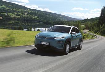Hyundai Kona Electric : Kleine SUV, groot (rij)bereik #1