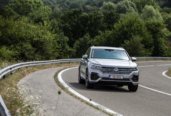 Volkswagen Touareg 3.0 V6 TDI : Een echt luxeproduct #1
