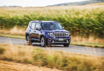 Jeep Renegade 1.0 GSE : le petit cube funky #1