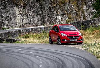 Opel Corsa GSi (2018) #1