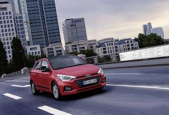 Hyundai i20 DCT : numéro 2 #1