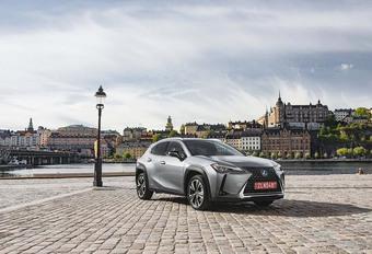 Lexus UX : Urbex flambé au saké #1