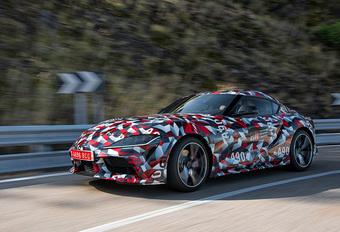 Toyota GR Supra : Prometteuse #1