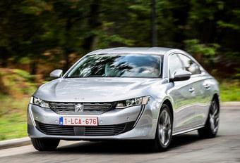 Peugeot 508 1.5 BlueHDi : Retour au hayon #1