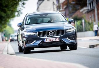 Volvo V60 D4 : Scandinavische sereniteit #1