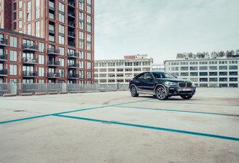 BMW X4 xDRIVE20d : Carrièrejager #1