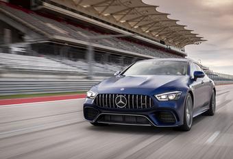 Mercedes-AMG GT 4 – Irrationeel #1