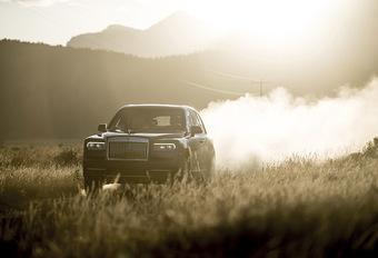 Rolls-Royce Cullinan (2018) #1