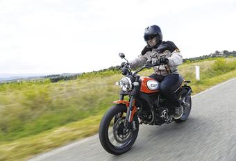 Ducati Scrambler Icon : Never change... #1