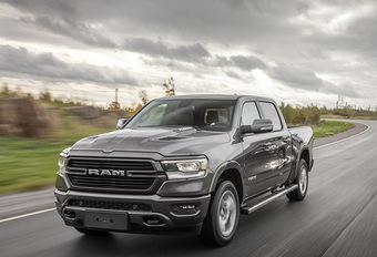 Dodge RAM 1500 2019 : American Size #1