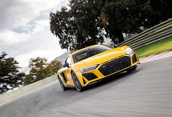 Audi R8 Coupé V10 Performance quattro: Baroud d'honneur #1