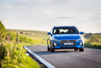 Hyundai i30 Wagon 1.4 T-GDi : Le charme de la discrétion #1
