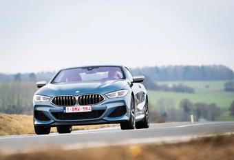 BMW M850i : Grote comeback #1