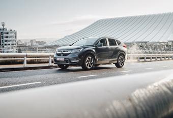 HONDA CR-V 1.5 AWD : BIG IN JAPAN #1