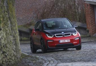 BMW i3 : Plus d'autonomie #1