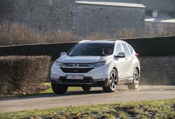 Honda CR-V Hybrid 4WD : Het dieselalternatief #1