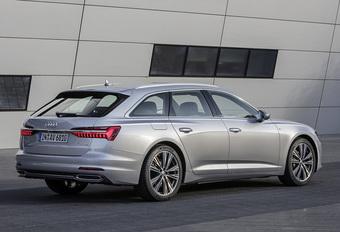 Audi A6 Avant 40 TDI (2019) #1