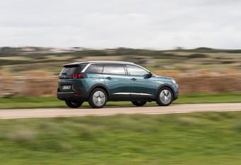 Peugeot 5008 1.2 Puretech 130 (2019) #1