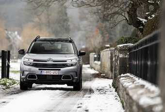 Quelle Citroën C5 Aircross choisir? #1