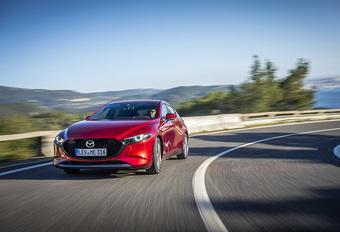 Mazda 3 2.0 Skyactiv-G (2019) #1