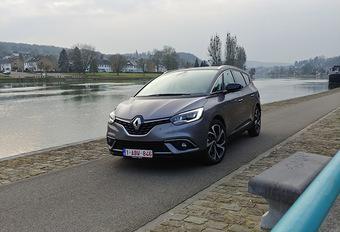 Renault Grand Scénic 1.7 dCi 150: homogener #1