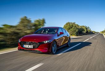 Mazda 3 : belle et pas bête #1