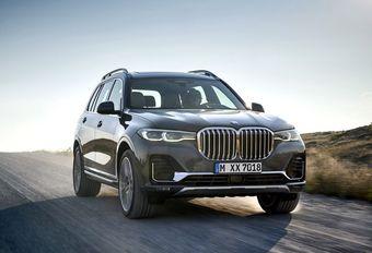 BMW X7 : Une Série 7 haute sur pattes #1