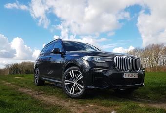 BMW X7 xDrive30d (2019) #1