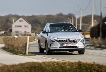 Hyundai Nexo : Continuer à persister #1