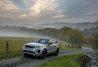 Range Rover Evoque: Luxe op 437 centimeter #1