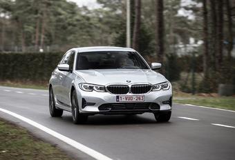 BMW 320d 190 xDrive : Vierwielplezier #1