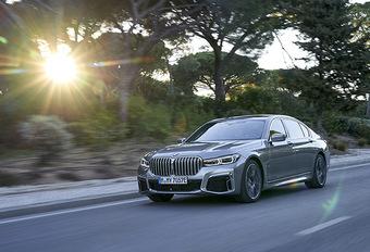 BMW 7-Reeks : Schaamteloos luxueus #1