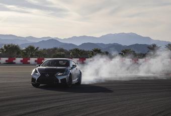 Lexus RC F Track Edition (2019) #1