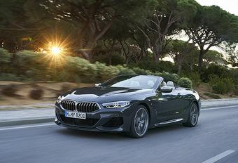 BMW M850i Cabriolet : Toile de maître #1