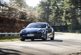 Tesla Model S Performance : Almaar beter #1