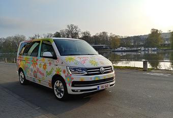 Volkswagen Multivan 2.0 TDI 150: genieten van de ruimte #1