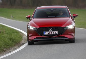 Mazda 3 2.0 SkyActiv-G : Looks én inhoud #1