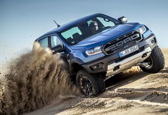De Ford Ranger Raptor krijgt een V8! #1