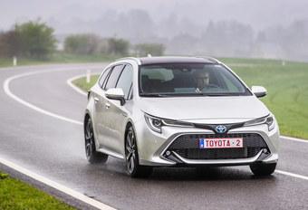 Toyota Corolla Touring Sports 2.0 Hybrid : rivale de Diesel ? #1