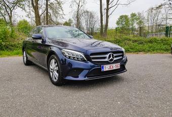 Mercedes C 200 Avantgarde (2019) #1