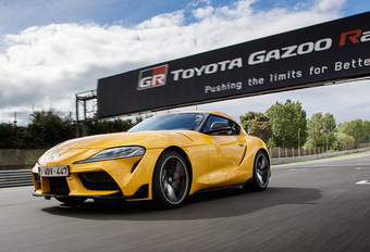 Toyota GR Supra: Sportieve synergie  #1