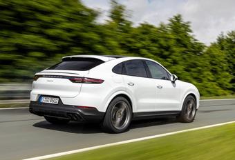 Porsche Cayenne Coupé : La réplique de Zuffenhausen #1