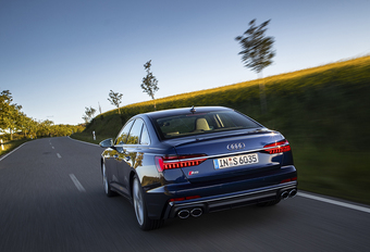 Audi S6 TDI: From Europe with love #1