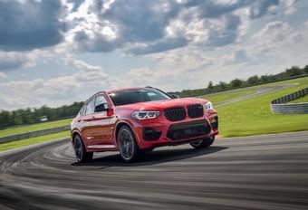 BMW X4 M Competition : Digne de ce nom ? #1