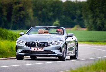 BMW 840d Cabrio : Aussi en Diesel #1