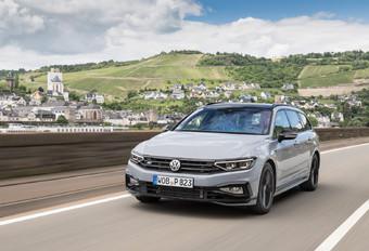 Volkswagen Passat : technologique ! #1